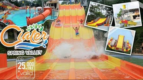 Sari Ater Hotel & Resort Waterpark