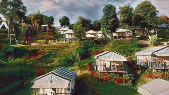 Tempat Camping di Bandung