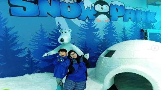 Tempat Wisata Salju di Bandung