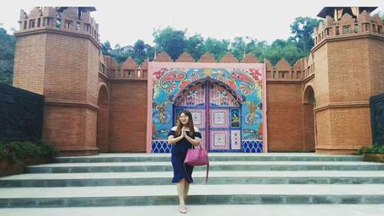 Wahana The Great Asia Afrika Lembang Bandung