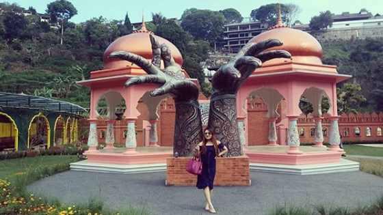 Kampung India di The Great Asia Afrika Lembang Bandung