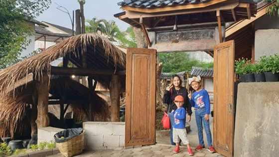 Kampung Jepang The Great Asia Afrika Lembang Bandung