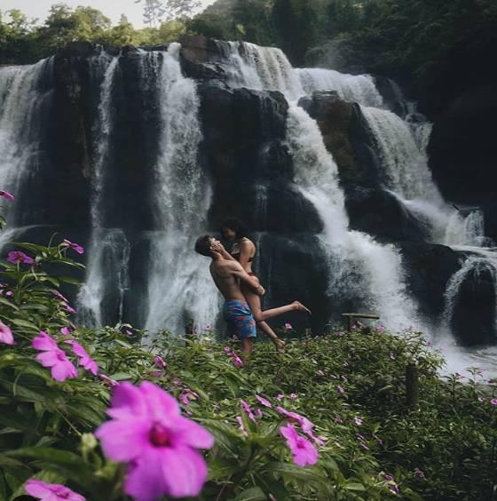 Air Terjun Malela Cililin Bandung