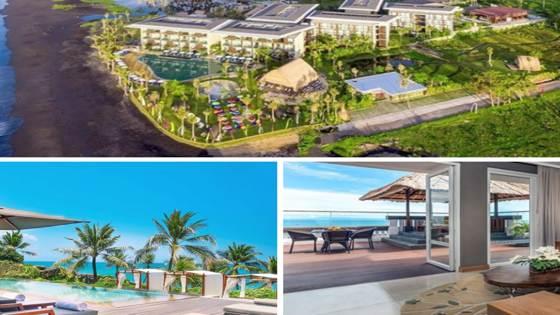 Hotel di Bali Dengan Via Pantai Lepasnya