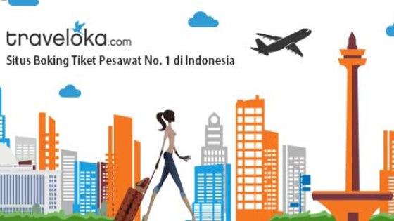 Tiket Pesawat Promo Traveloka Berbagai Destinasi Penerbangan