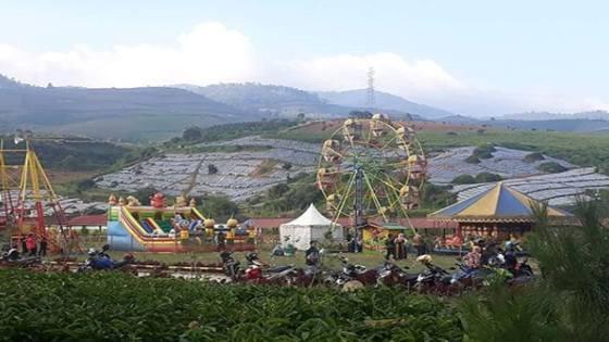 Kertamanah Water Park Pangalengan Bandung