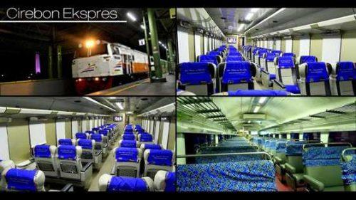 Jadwal Kereta Cirebon Ekspres