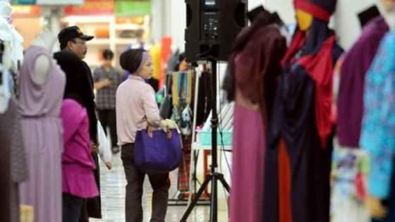 Toko Baju Muslim di Bandung Murah