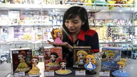 Toko Mainan Anak di Bandung Terlengkap Termurah Terbesar