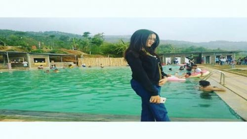 Santorini Swimming Pool Majalaya Bandung