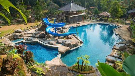 Taman Wisata Bougenville Bandung Selatan