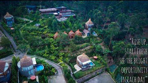 Tarif Harga Bubu Jungle Resort Ciwidey Bandung
