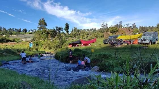Bumi Perkemahan Ranca Cangkuang Gambung Ciwidey Bandung