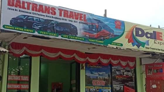 Daltrans Travel Bandung Jakarta