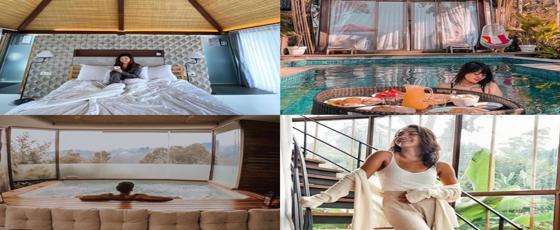 Fasilitas Penginapan Bubu Jungle Resort Ciwidey Bandung