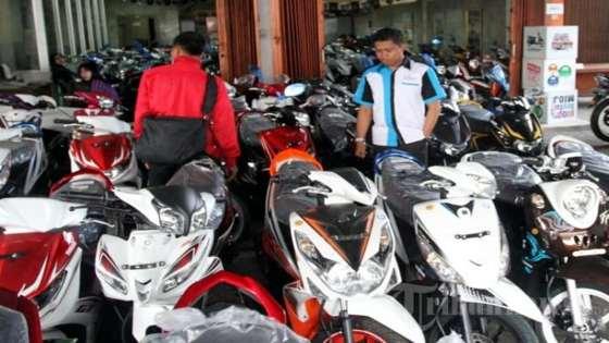 Gadai Motor Bandung Tanpa BPKB STNK Dan SURVEI