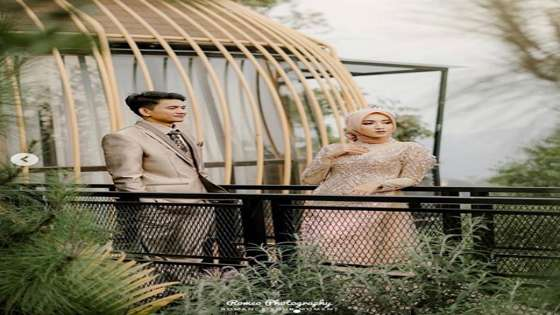 Prewedding Bubu Jungle Resort Ciwidey Bandung