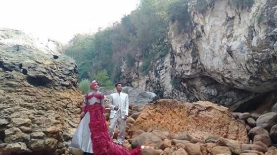 Prewedding di Sanghyang Kenit Rajamandala Bandung