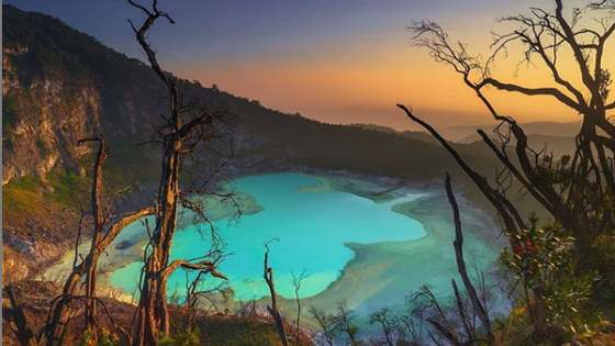 Sunan Ibu Sunrise Point Ciwidey Bandung