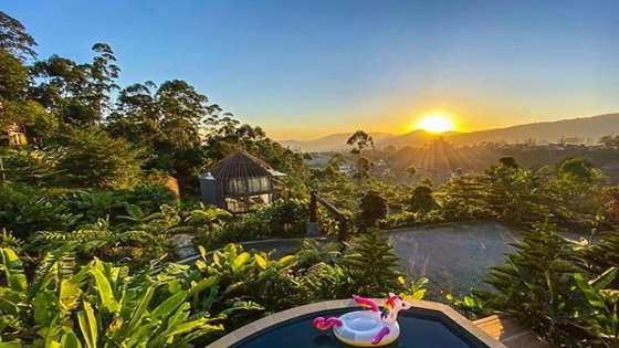 Sunrise Bubu Jungle Resort Bandung