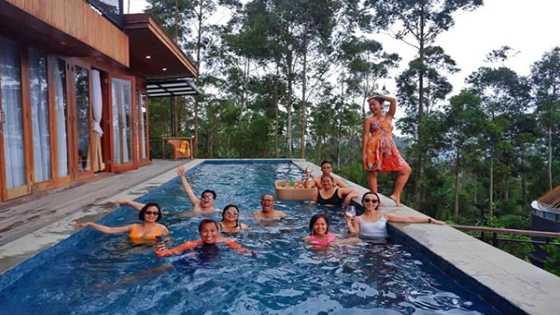 Vila Family Bubu Jungle Resort Ciwidey Bandung