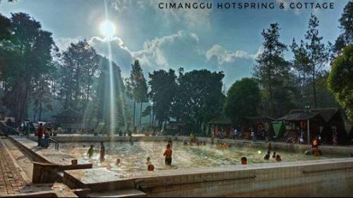 Cimanggu Ciwidey Hot Spring Bandung