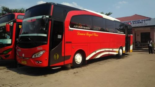 Harga Tiket Bus Damri Bandung Lampung Jadwal Rute Pool