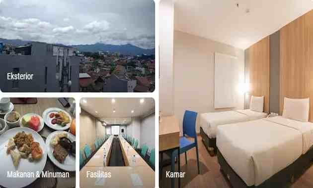 Hotel Citradream Pasirkaliki Bandung