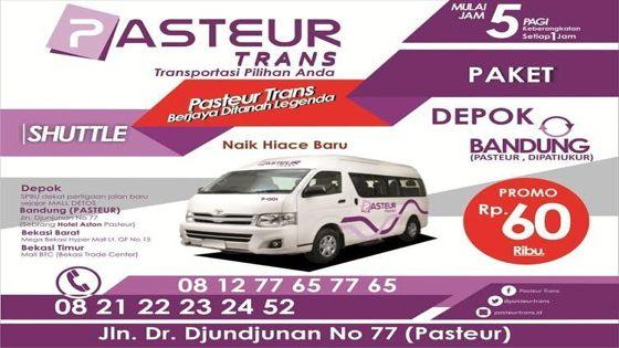 Travel Bandung Depok Jadwal Harga Antar Jemput 24 Jam
