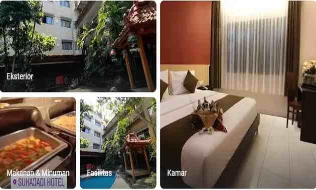 Sukajadi Hotel and Gallery Bandung