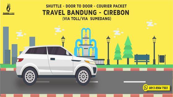 Travel Bandung Cirebon Jadwal Harga Via Tol Cipali Door To Door