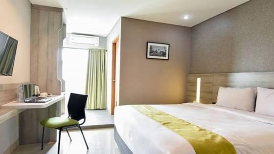 dPalma Hotel Dekat Telkom University Bandung