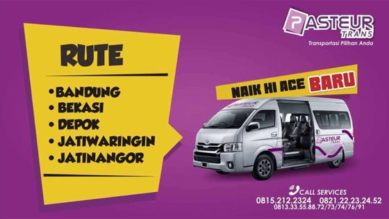 Jadwal Travel Bandung Depok