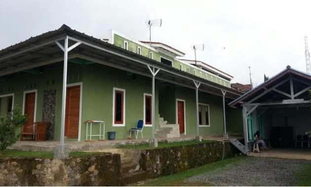 Ciwidey Hills Resort Bandung
