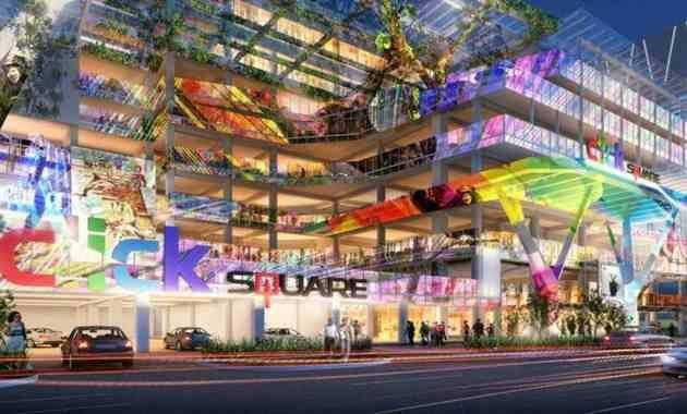 Click Square Bandung