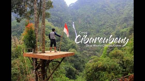 Wisata Alam Curug Cibareubeuy Subang Ciater