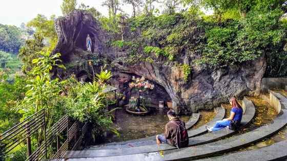 Sejarah Gua Maria Lembang Bandung