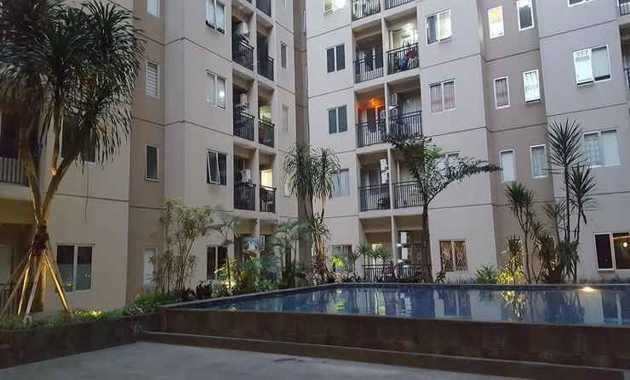 Harga Sewa apartemen sudirman suites bandung