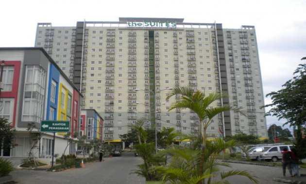 Harga Sewa The Apartemen Suites Metro Bandung