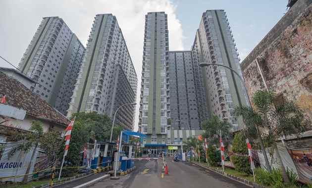 Harga Sewa apartemen grand asia afrika bandung