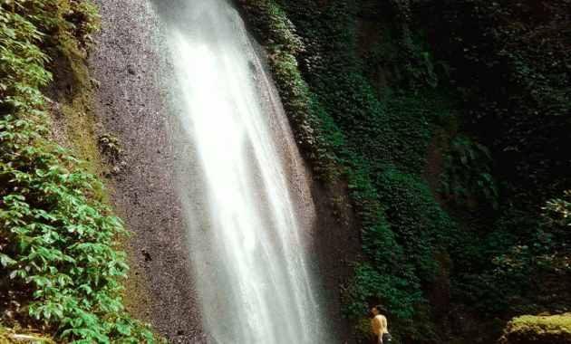 Harga Tiket Masuk Curug Anom Natural Hill Cisarua Lembang Bandung Barat