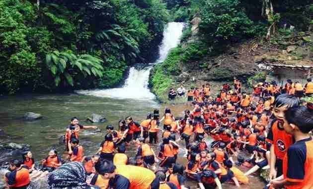 Hiking Trekking Ciwangun Indah Camp Cimahi Bandung