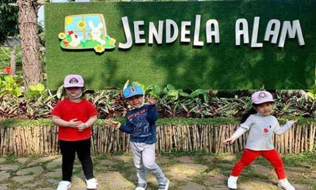 Jendela Alam Bandung Harga Tiket Masuk dan Lokasi