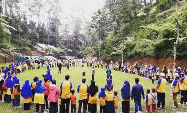 Outbound Ciwangin Indah Camp CIC Bandung