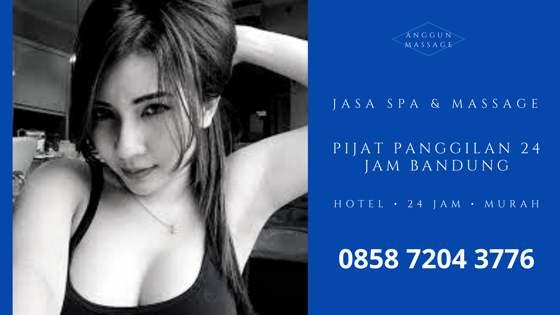 Pijat Panggilan Bandung 24 Jam