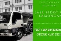 Harga Sedot WC Lamongan Biaya Murah 24 Jam CV CAHAYA MANDIRI Nomor Telepon WA