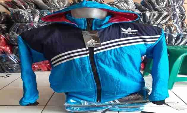 Jaket Parasut Adidas Bandung