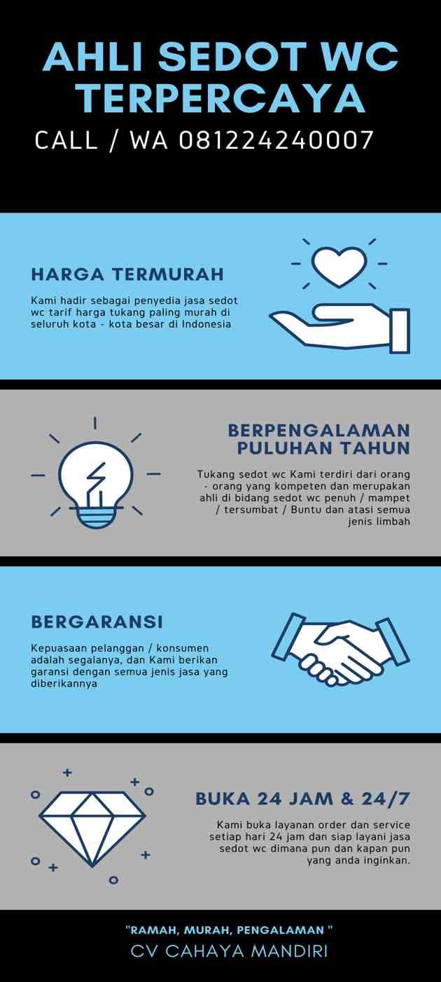 Jasa Sedot WC Murah Indonesia Infographic (2)