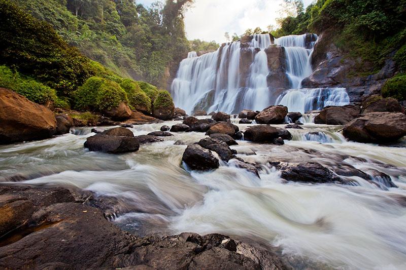 Wisata Alam di Bandung - Curug Malela