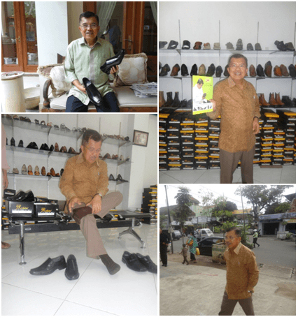 JK Collection Sepatu Cibaduyut